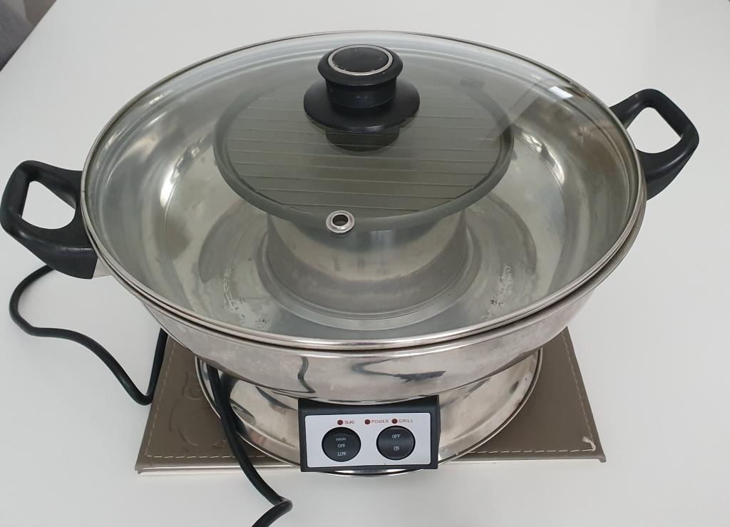 an electric Hot Pot